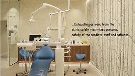 World Health Organisation Dentist Aerosols Extraction needed