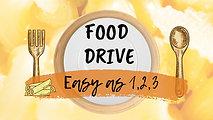 Mac N Cheese- Food Drive Video