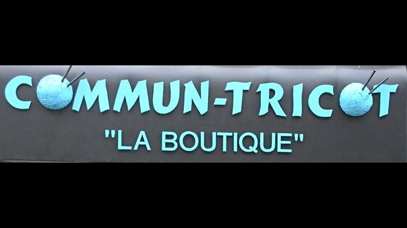 Commun-Tricot présente ...
