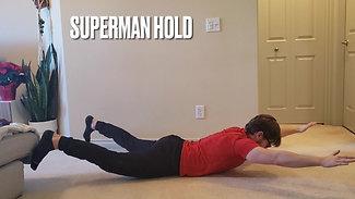 Superman Hold