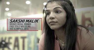JSW  #RuknaNahiHai Saakshi Malik