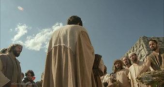 Novela Jesus (Record TV) - Cap 33