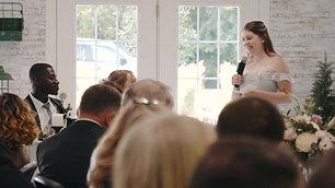 Daniel + Katie Wedding Highlights