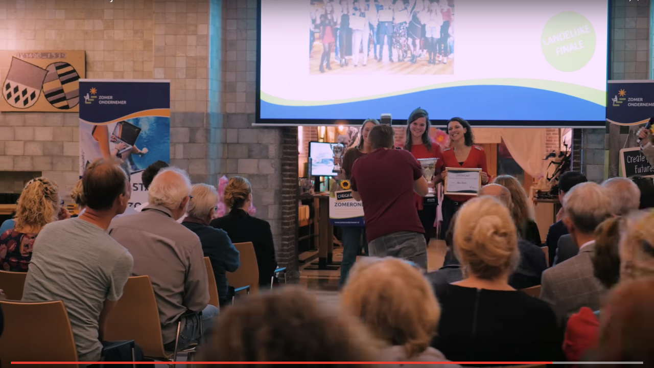 Aftermovie Landelijke Finale ZomerOndernemer 2018