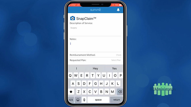 File a Claim With SnapClaim
