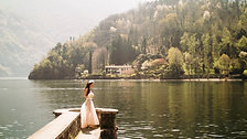 SWITZERLAND - Lake Como, Italy,  Rene & Tiina wedding film