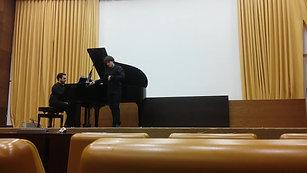 Tadeo Jesús - Los cantares (Directo)