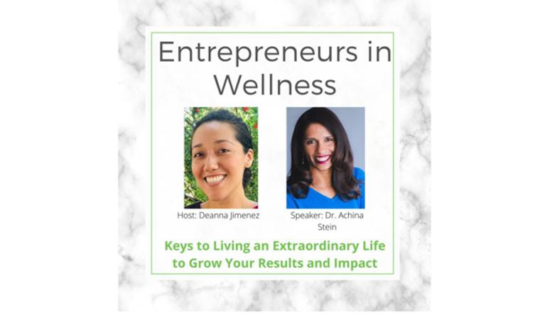 Entrepreneurs in Wellness