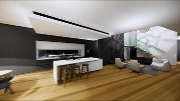Robbie Residence Living Area