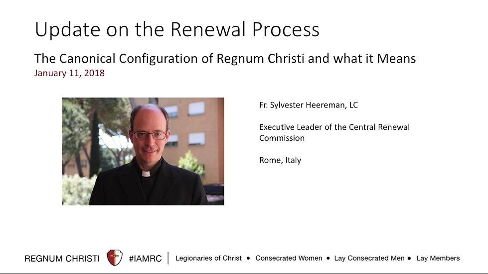 Fr. Sylvester Heereman, LC