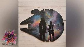 """Star Wars Week: """"Galaxy of Heroes"""" Paint & Stream"""