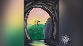 """Good Friday"" Paint & Stream"