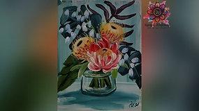"""""""Protea Bouquet"""""""
