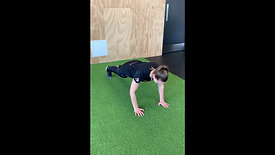 Exercices de mobilité - Soccer