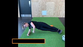 Exercices de gainage - Soccer