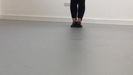 Dance Show 2021 Rehearsals