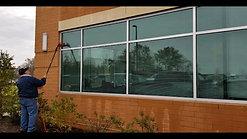 Walker's Cleans Windows