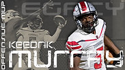 2019 Keedrik Murray - Offense MVP