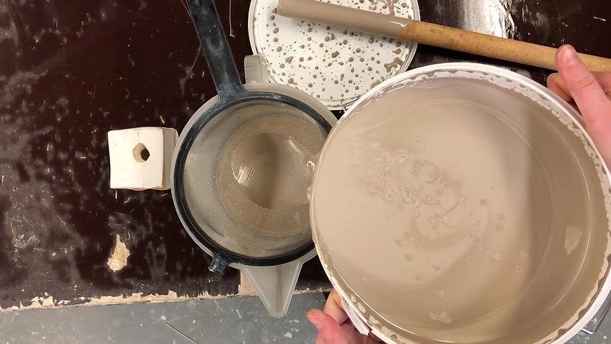 Pottery Proces