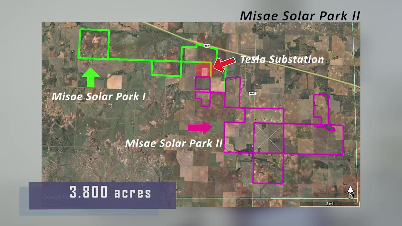 Misae Solar Homepage Video