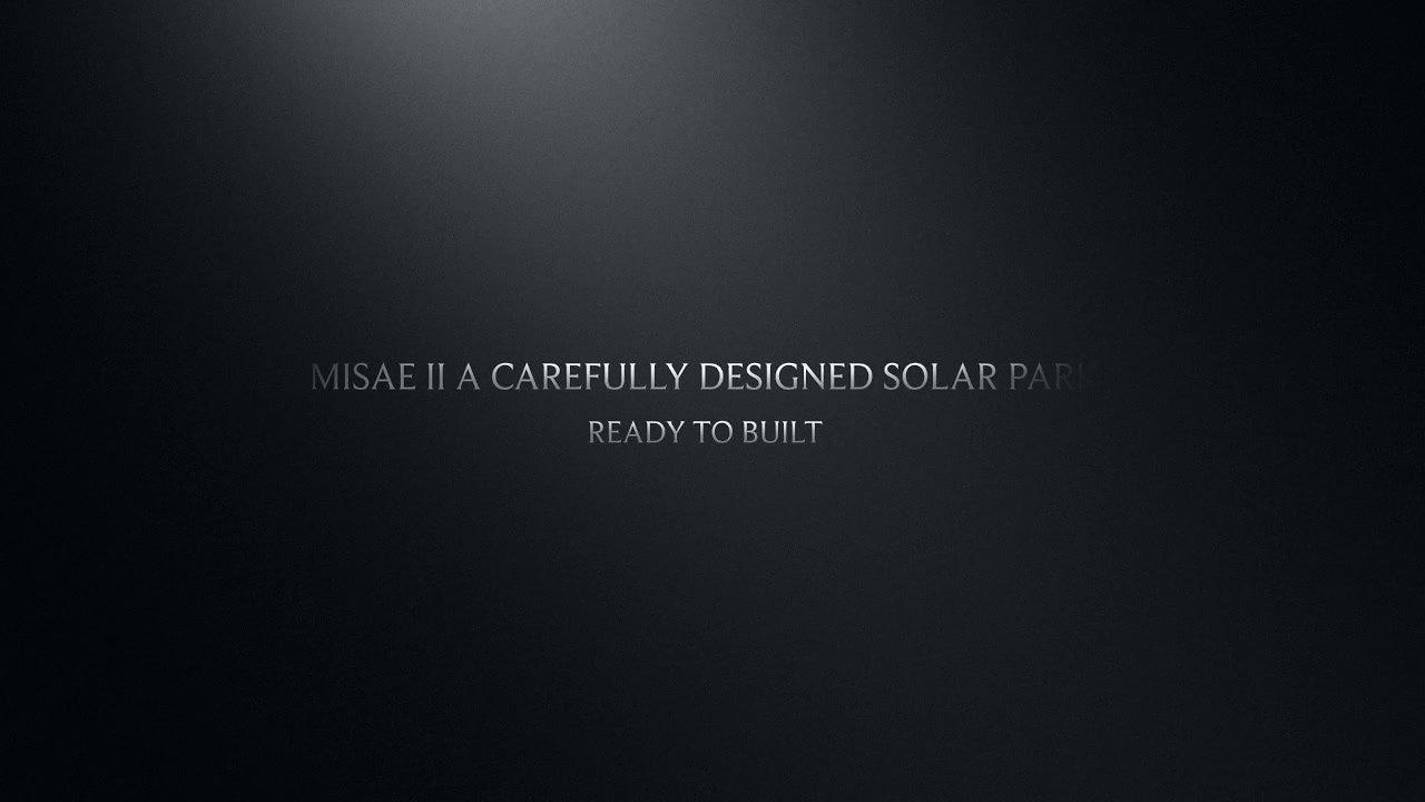 Misae Solar Park II