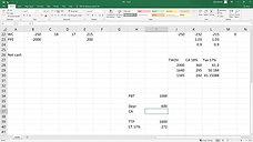 FM Investment Appraisal