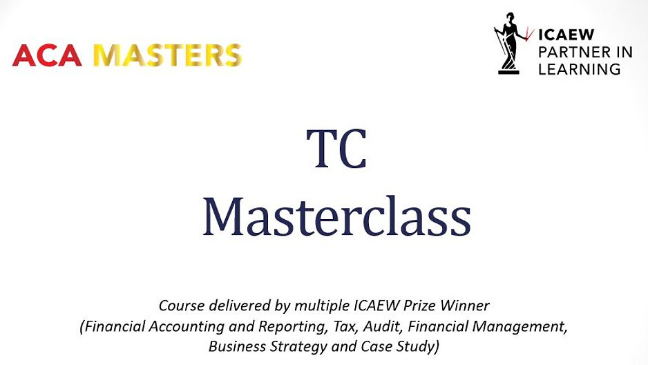 TC Video Course