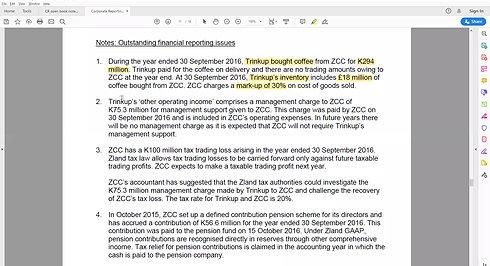 CR Groups 3 (Overseas subsidiaries)