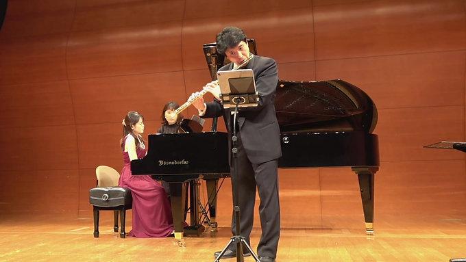 舞台音楽へのオマージュ(2020/9/14 Jiro Yoshioka Flute Soirée