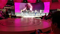 Daybee Choreography -Cebit Fair Event 2016.