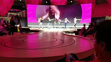 Daybee Choreography -Cebit Fair Event 2016.