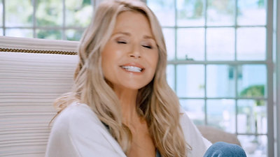 Ultherapy & Christie Brinkley
