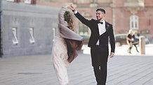 Lana & Abraham's Wedding Day