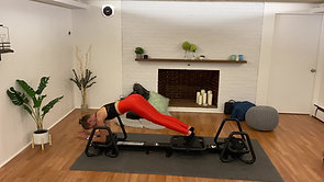 Lagree Fitness with Microformer - Warm Up