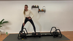 Lagree Fitness with Microformer - October 04 2020