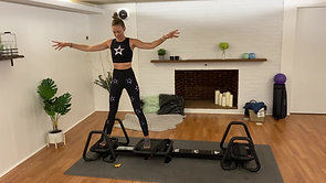 Lagree Fitness with Microformer - August 13 2020