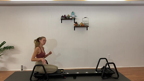 Lagree Fitness with Microformer - October 09 2020