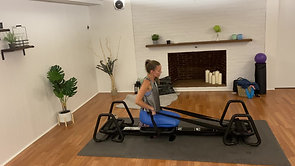 Lagree Fitness with Microformer - Arms & Abs Aug 15 2020