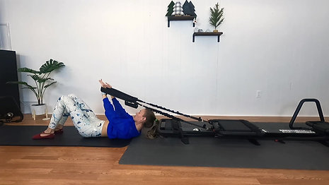 Lagree Fitness with Microformer Cable Upper body - December 28 2020