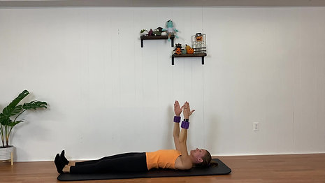 Barre Fusion Arms and Abs - October 26 2020