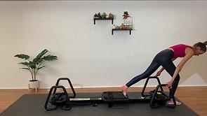 Lagree Fitness with Microformer Legs - September 28 2020