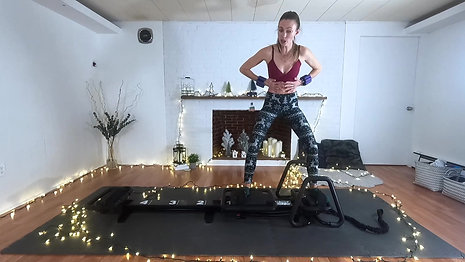 Lagree Fitness with Microformer - December 23 2020