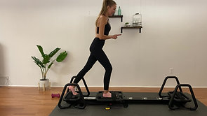 Lagree Fitness with Microformer - August 28 2020