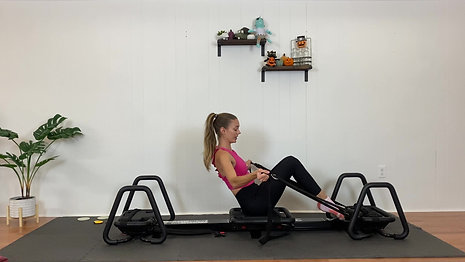 Lagree Fitness with Microformer Cable Arms