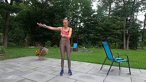 Barre Total Body - July 14 2021