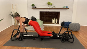 Lagree Fitness with Microformer Leg Series - August 23 2020