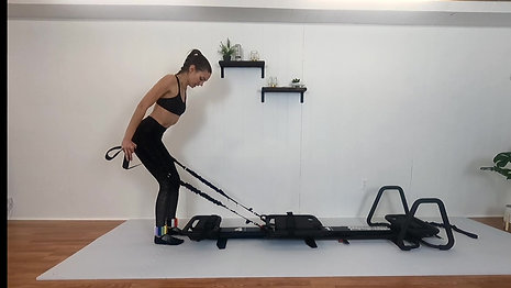 Lagree Fitness with Microformer Cable Class