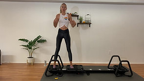 Lagree Fitness with Microformer Beginner Workout