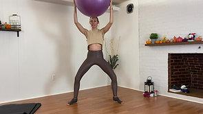 Barre Fusion Balance Ball - October 19 2020