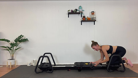 Lagree Fitness with Microformer - October 23 2020